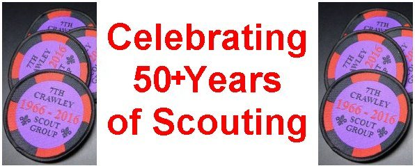Banner - 50th Anniversary