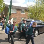 St. Georges' Day Parade 2012 014