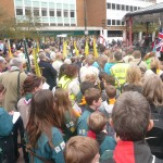 St. Georges' Day Parade 2012 056